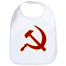 Hammer and Sickle Bib
