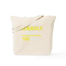 Cute Renault Tote Bag