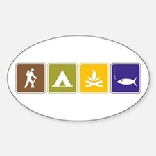 Outdoors Stickers