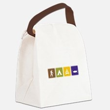 Outdoors Canvas Lunch Bag