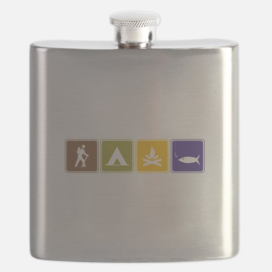Outdoors Flask
