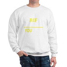 Unique Rif Sweatshirt
