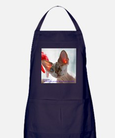 Little George Hairlesson, Freedom & Power Apron (d