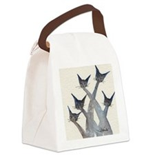 Arlington Heights Stray Cats Canvas Lunch Bag
