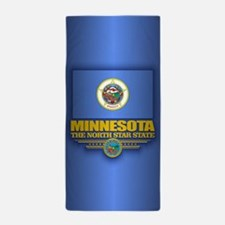 Minnesota (v15) Beach Towel