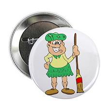 """Scottish Curler"" 2.25"" Button (10 pack)"