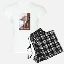 Nakkid Cat's do it better! Pajamas