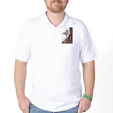 Nakkid Cat's do it better! T-Shirt
