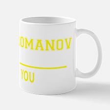 Cute Romanov Mug
