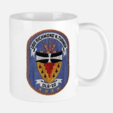 USS RICHMOND K. TURNER Mug