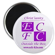 """Household & Cool Gifts 2.25"""" Magnet (100 pack)"""