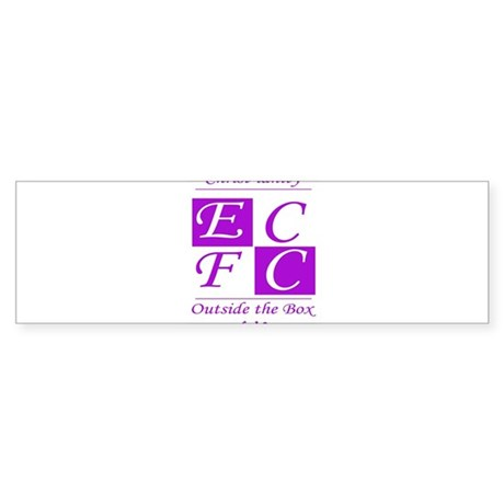 Household & Cool Gifts Bumper Sticker