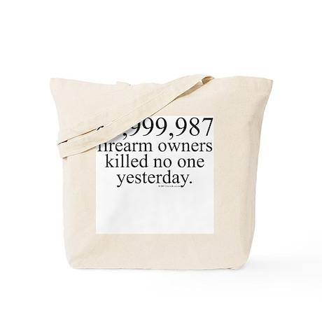 84,999,987 Tote Bag