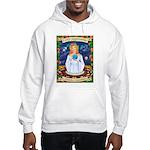 Lady Sagittarius Hooded Sweatshirt