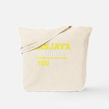 Cute Sanjaya Tote Bag
