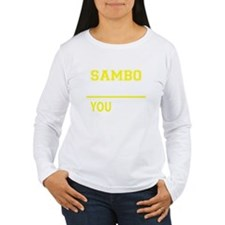 Funny Sambo T-Shirt