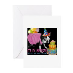 ITS MY BIRTHDAY Greeting Cards (Pk of 10)