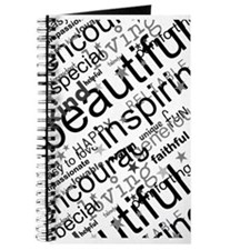 Positive Thinking Text Journal
