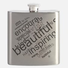 Positive Thinking Text Flask