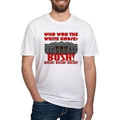 BUSH Won the White House! Shirt