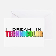 Technicolor Dreamcoat Greeting Cards (Pk of 10