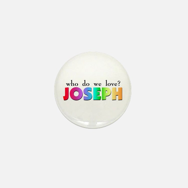 Technicolor Dreamcoat Mini Button (100 pack)