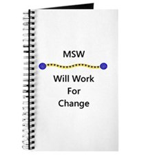 MSW Will Work for Change Journal