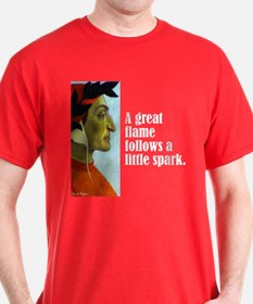 "Dante ""A Great Flame"" T-Shirt"