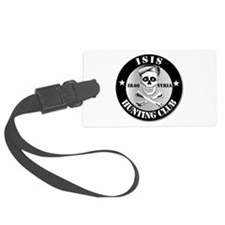 ISIS Hunting Club - Iraq - Syria Luggage Tag