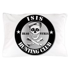 ISIS Hunting Club - Iraq - Syria Pillow Case