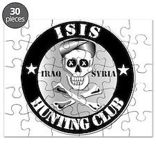 ISIS Hunting Club - Iraq - Syria Puzzle