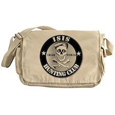 ISIS Hunting Club - Iraq - Syria Messenger Bag