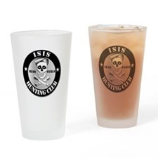 ISIS Hunting Club - Iraq - Syria Drinking Glass