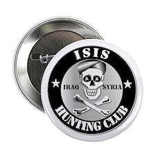 "ISIS Hunting Club - Iraq - Syria 2.25"" Button"