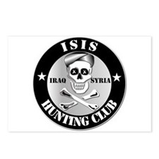 ISIS Hunting Club - Iraq Postcards (Package of 8)
