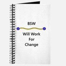 BSW Will Work for Change Journal