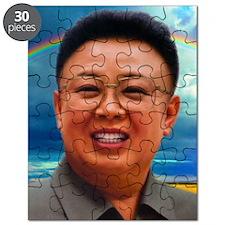 Unique North korea Puzzle