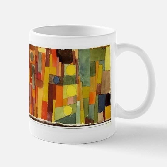 Paul Klee In The Style Of Kairouan Mugs