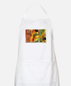 Paul Klee In The Style Of Kairouan Apron