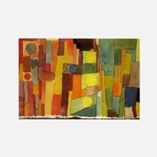 Paul Klee In The Style Of Kairouan Magnets
