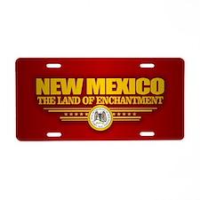 New Mexico (v15) Aluminum License Plate