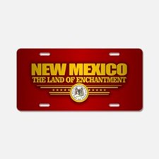 New Mexico (v15) Aluminum License Plate