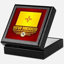 New Mexico (v15) Keepsake Box