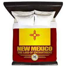 New Mexico (v15) King Duvet