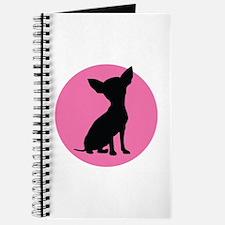 Polka Dot Chihuahua - Journal