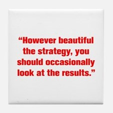 However beautiful the strategy you should occasion