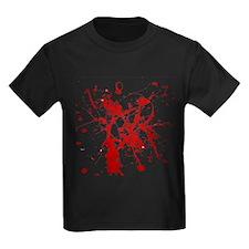 Red Splatter T-Shirt
