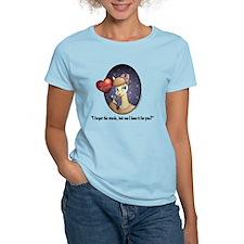 Alice Alpaca: Jazz Singer T-Shirt