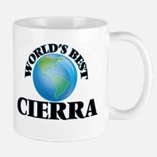 World's Best Cierra Mugs