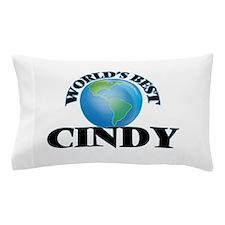 World's Best Cindy Pillow Case